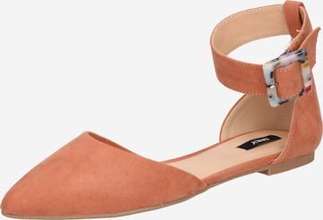 ONLY Rihmaga baleriina 'ANAS-6', värv oranž