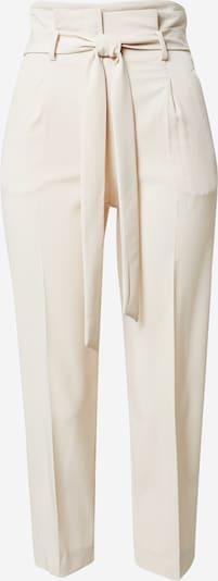 Pantaloni cutați Miss Selfridge (Petite) pe crem, Vizualizare produs