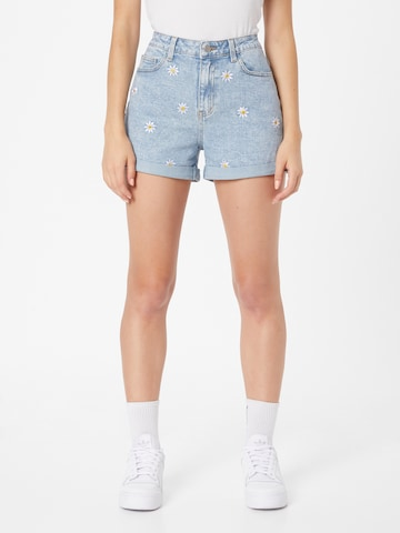 ABOUT YOU Jeans 'Sarah' in Blauw