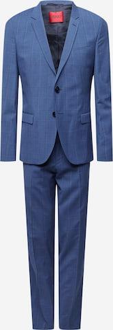 Costume HUGO en bleu