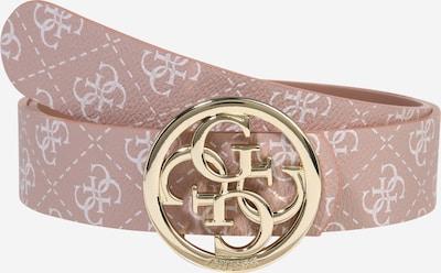 GUESS Pasek w kolorze różowym, Podgląd produktu