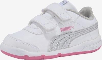 PUMA Sneaker in rosa / silber / weiß, Produktansicht