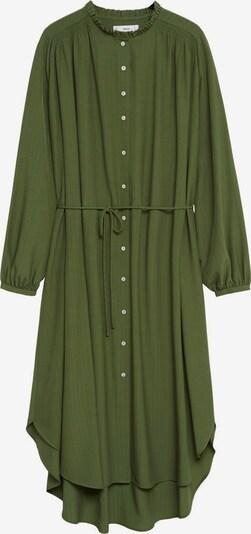 MANGO Kleid  'Farm' in khaki, Produktansicht