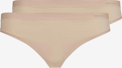 Skiny Стринг в бежово / телесен цвят, Преглед на продукта