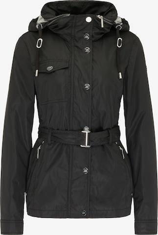Usha Between-Season Jacket in Black