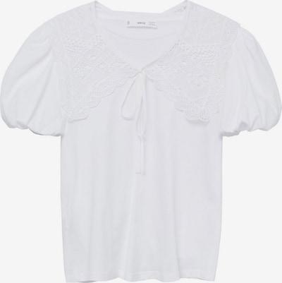MANGO Shirt 'BOBBY' in offwhite, Produktansicht