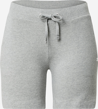 Champion Authentic Athletic Apparel Pantalon 'Bermuda' en gris chiné, Vue avec produit