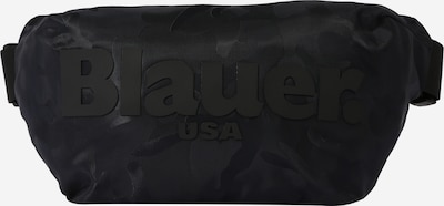 Blauer.USA Gürteltasche in nachtblau / schwarz, Produktansicht