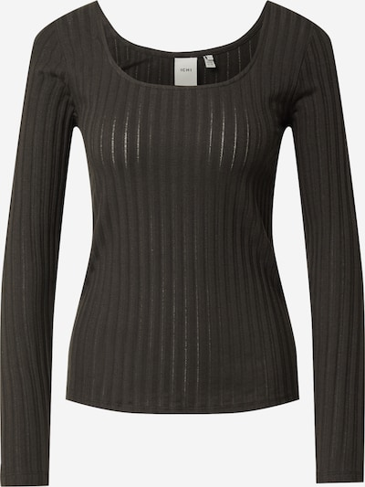 ICHI Shirt in schwarz, Produktansicht