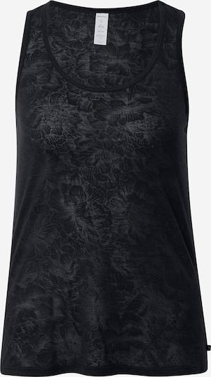 Marika Haut de sport 'MADELINE' en noir, Vue avec produit