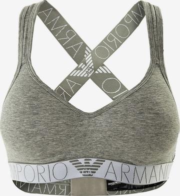 Emporio Armani BH in Grau