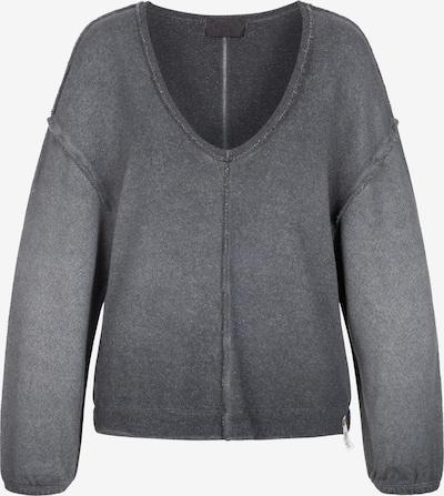 Cotton Candy Sweatshirt PANAGIOTA in grau, Produktansicht
