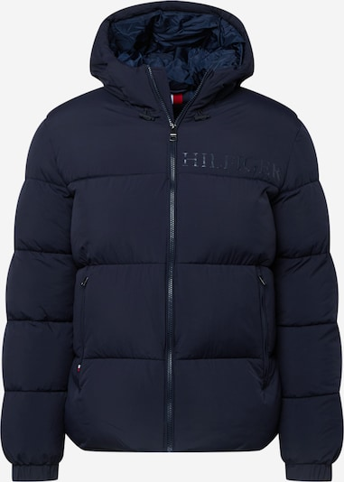 TOMMY HILFIGER Jacke in blau, Produktansicht