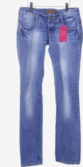 Lexxury Straight-Leg Jeans in 28 in blau, Produktansicht