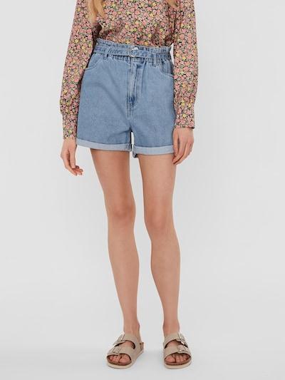 VERO MODA Jeans 'TAMARA' in hellblau, Modelansicht