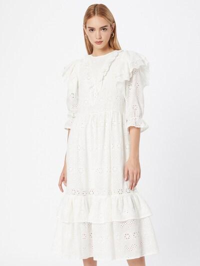 AMY LYNN Kleid 'VICTORIA' in weiß, Modelansicht