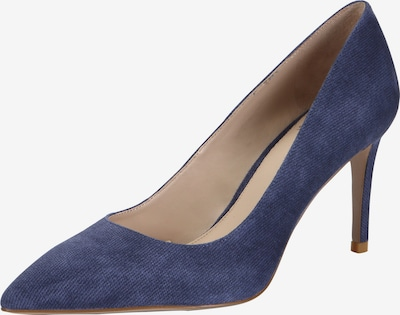 Ekonika Pumps in blue denim, Produktansicht