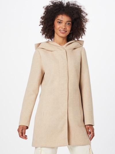 Palton de primăvară-toamnă 'DONA' VERO MODA pe bej, Vizualizare model