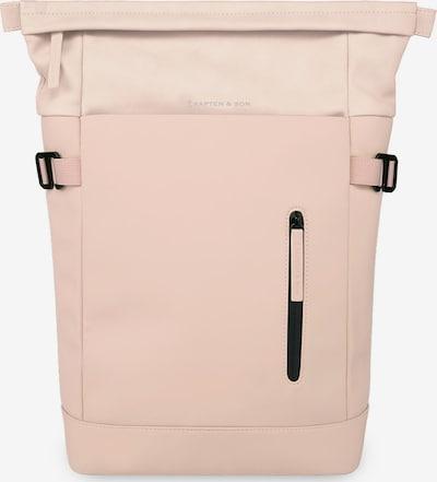 Kapten & Son Rucksack 'Aarhus' in rosa, Produktansicht