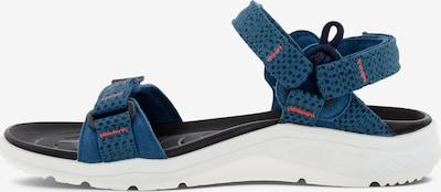 ECCO Sandale in blau / schwarz, Produktansicht