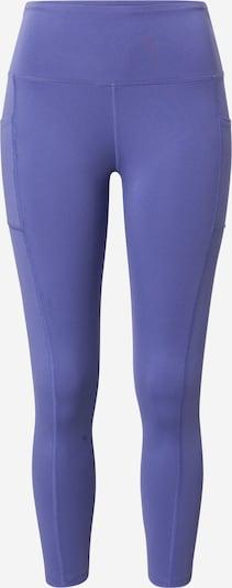 Marika Spodnie sportowe w kolorze fioletowo-niebieskim: Widok z przodu