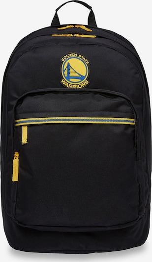 NIKE Rucksack 'NBA Golden State Warriors' in blau / gelb / schwarz, Produktansicht