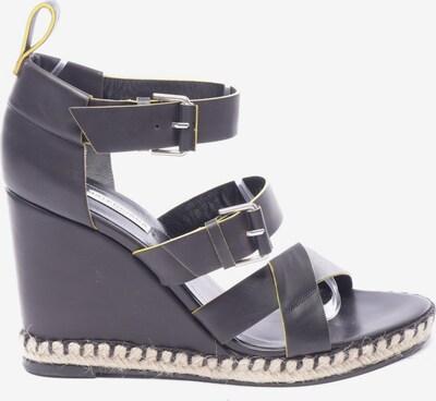 Balenciaga Sandaletten in 40 in schwarz, Produktansicht