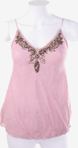 Massimo Dutti Top & Shirt in M in Pink