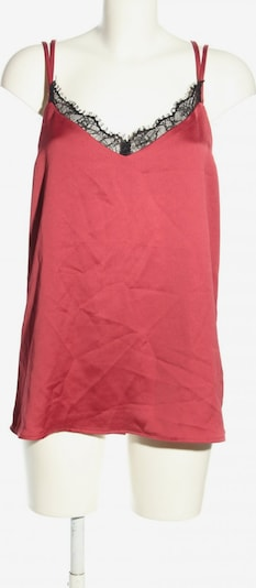 Seven Sisters Spaghettiträger Top in M in rot / schwarz, Produktansicht