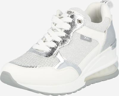 Xti Ниски сникърси в сиво / сребърно / бяло, Преглед на продукта