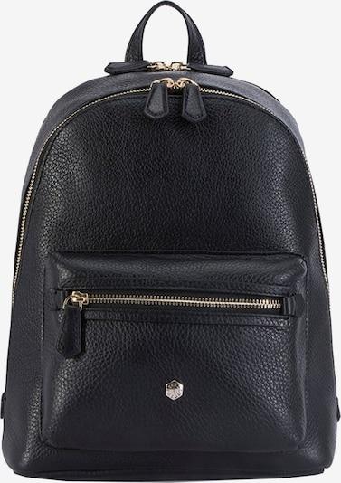 Jekyll & Hide Rucksack 'Capri' in schwarz, Produktansicht