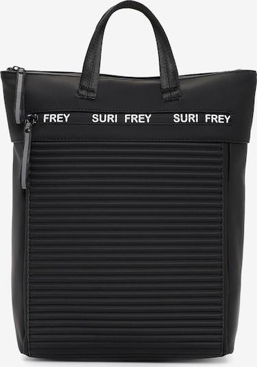Suri Frey Sac à dos en noir, Vue avec produit