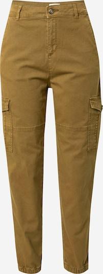 ESPRIT Pantalon cargo 'Earth' en olive, Vue avec produit