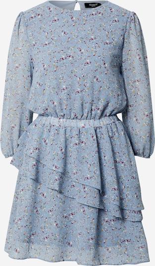 Suknelė iš SISTERS POINT , spalva - šviesiai mėlyna / žalia / vyno raudona spalva, Prekių apžvalga