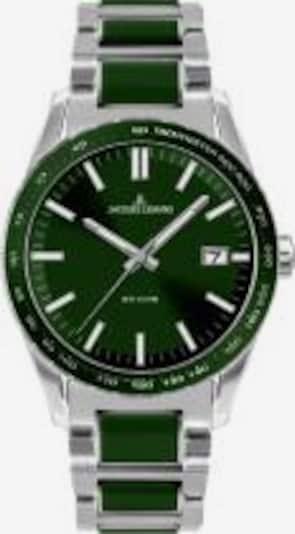 Jacques Lemans Uhr 'Liverpool' in tanne / silber, Produktansicht