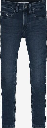 Jeans Calvin Klein Jeans pe albastru închis, Vizualizare produs