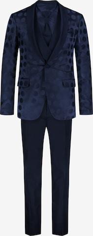 Prestije Suit in Blue