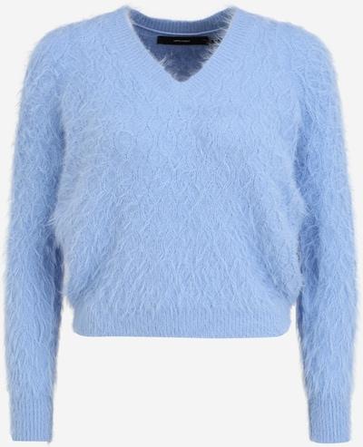 Vero Moda Petite Pullover 'POILU' in hellblau, Produktansicht