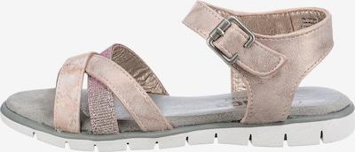 INDIGO Sandale in pastellpink, Produktansicht