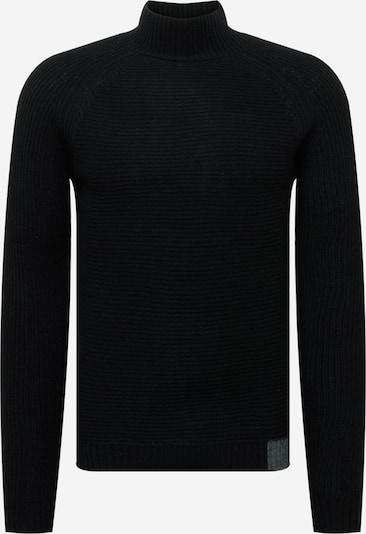 ANTONY MORATO Sweater in mottled grey / Black, Item view