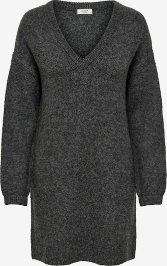 JDY Kleid 'Philina' in dunkelgrau, Produktansicht