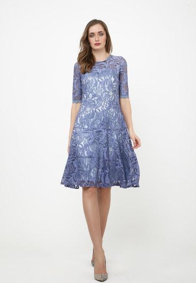 Madam-T Sommerkleid 'SAPALERI' in blau, Modelansicht