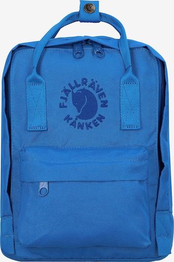 Fjällräven Rucksack 'Re-Kanken' in blau, Produktansicht