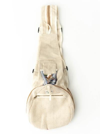 Pure Hemp Hippie-Tasche in One Size in hellbeige, Produktansicht