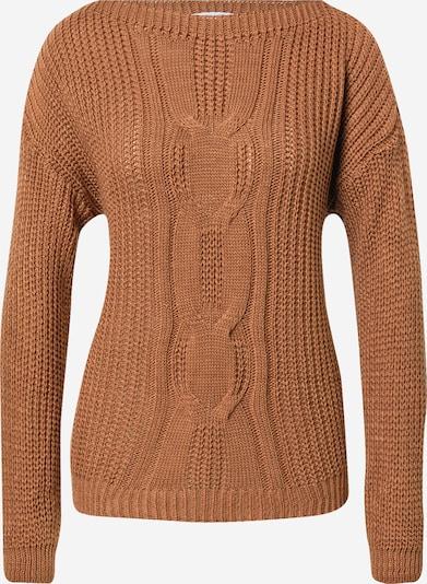 Hailys Pullover 'Bonnie' in braun, Produktansicht