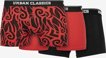 Urban Classics Боксерки в червено