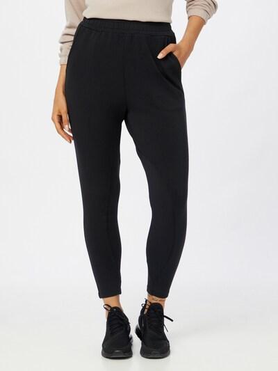 Athlecia Pantalon outdoor 'Aoma' en noir, Vue avec modèle