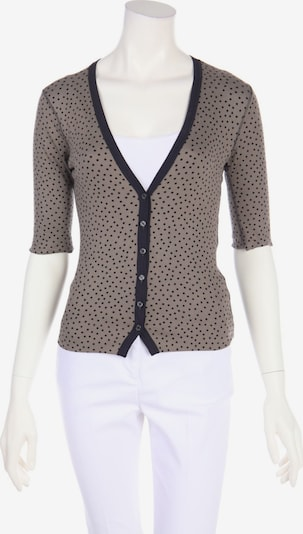 Marc Cain Sports Sweater & Cardigan in XS in Olive / Black, Item view