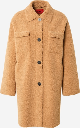 Palton de primăvară-toamnă 'Melesa' HUGO pe maro cămilă, Vizualizare produs