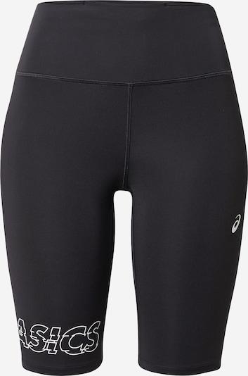 ASICS Workout Pants 'NOOSA' in Black / White, Item view